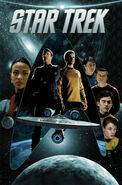 Star Trek, Vol 1 tpb cover