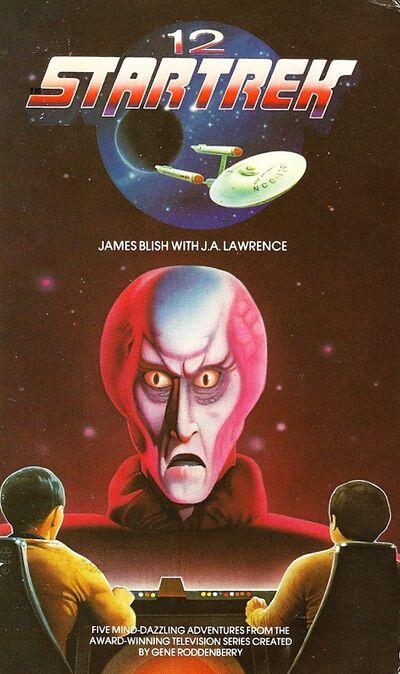 Star Trek 12 (Corgi Books 1985)