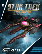 Star Trek Discovery Official Starships Collection issue 8
