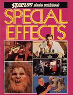 Starlog photo guidebook Special Effects cover volume 2