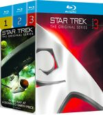TOS 1-3 Blu-ray