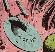 The Devil's Isle of Space (Gold Key Comics)