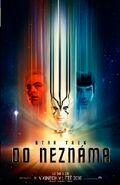 Do Neznàma - Star trek beyond, tchèque