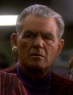 Male Bajoran DS9 resident