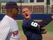 Odo wirft Sisko aus dem Spiel