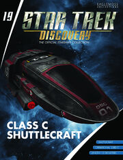 Star Trek Discovery Official Starships Collection issue 19