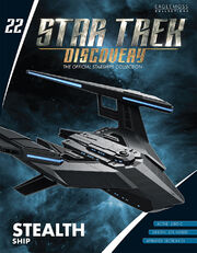 Star Trek Discovery Official Starships Collection issue 22