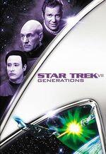 Star Trek Generations 2013 DVD cover Region 1