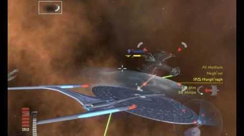 Star Trek Legacy The USS Enterprise-J-0