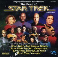 The Best of Star Trek volume 2 cover
