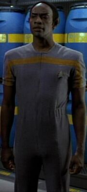 Trainingsuniform Tuvok