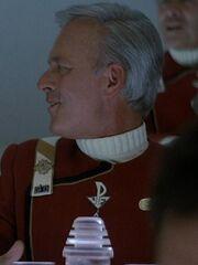 Vice Admiral 2 im Föderationsrat 2286