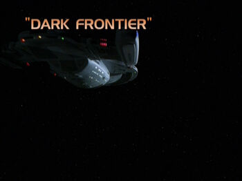 Dark Frontier title card