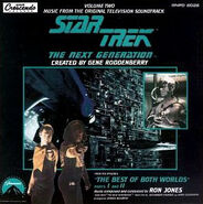 Cover STTNG OST Vol2