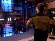 Data entdeckt die Simulation