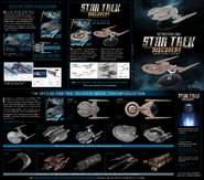 Eaglemoss Star Trek Discovery Starships Collection intro promo