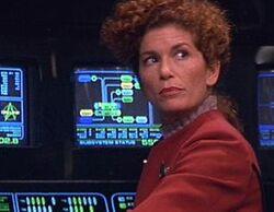 Enterprise b science officer