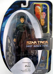Ezri Dax action figure - Diamond Select Toys
