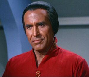 Khan Noonien Singh, 2267