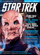 Star Trek Magazine issue 193 cover