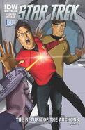 Star Trek Ongoing issue 9 cover B
