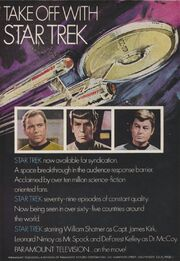 Star Trek syndication advertisment
