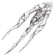 Xindi-Insectoid starship sketch 1