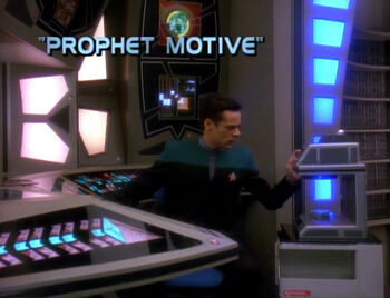 Prophet Motive title card