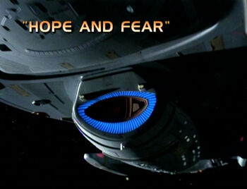 Hope and Fear title card