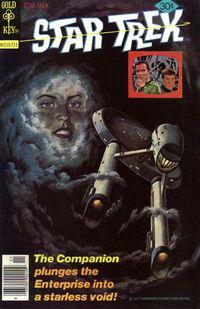A warp in space comic