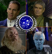 Founding Species of the Federation