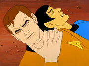 Kirk and Spock changed