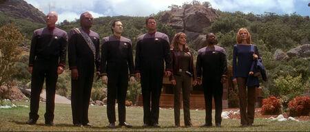 Returning to the Enterprise