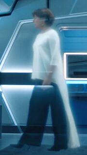 Siobhan hologram