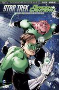 Spectrum War issue 3 cover B