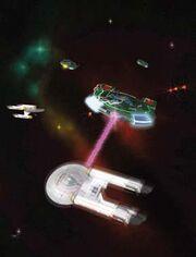 Star Fleet Universe, Captain's Log 27 cover