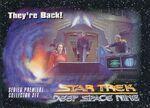 Star Trek Deep Space Nine - Series Premiere Card 14