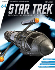 Star Trek Official Starships Collection Issue 64