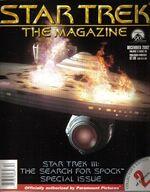 Star Trek The Magazine volume 3 issue 8 cover 2