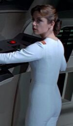 USS Enterprise sciences bridge crew member 3