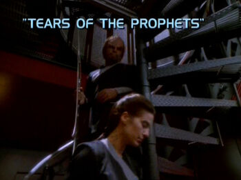 Tears of the Prophets title card