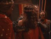 Alexander auf Worfs Hochzeit