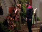 Alixus ist gegen Siskos Plan einen Weg vom Planeten zu finden