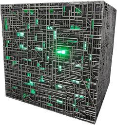 De Agostini Japan Borg Cube gift premium