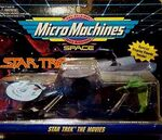 Galoob Star Trek MicroMachines no.66102