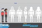 General Ko'rin design sketch
