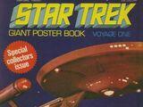 Star Trek Giant Poster Book