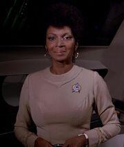 Nyota Uhura, 2270s