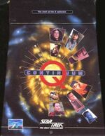 Q Continuum VHS UK collection