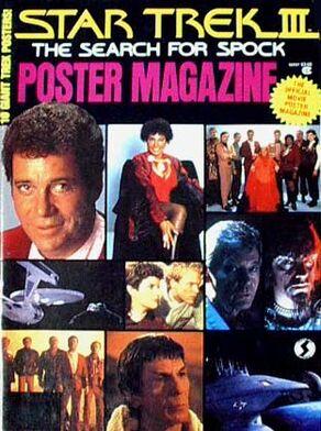 Star Trek III Poster Magazine cover.jpg
